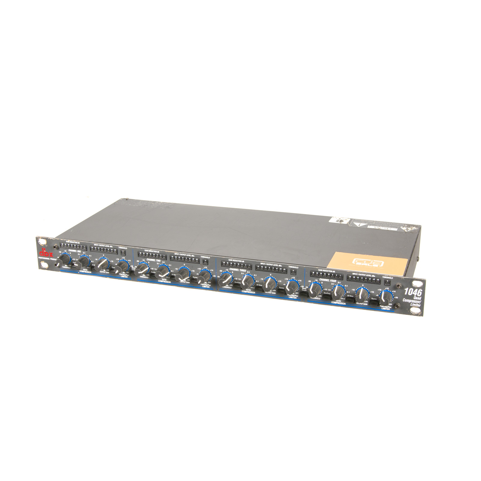 DBX 1046 Quad Compressor / Limiter
