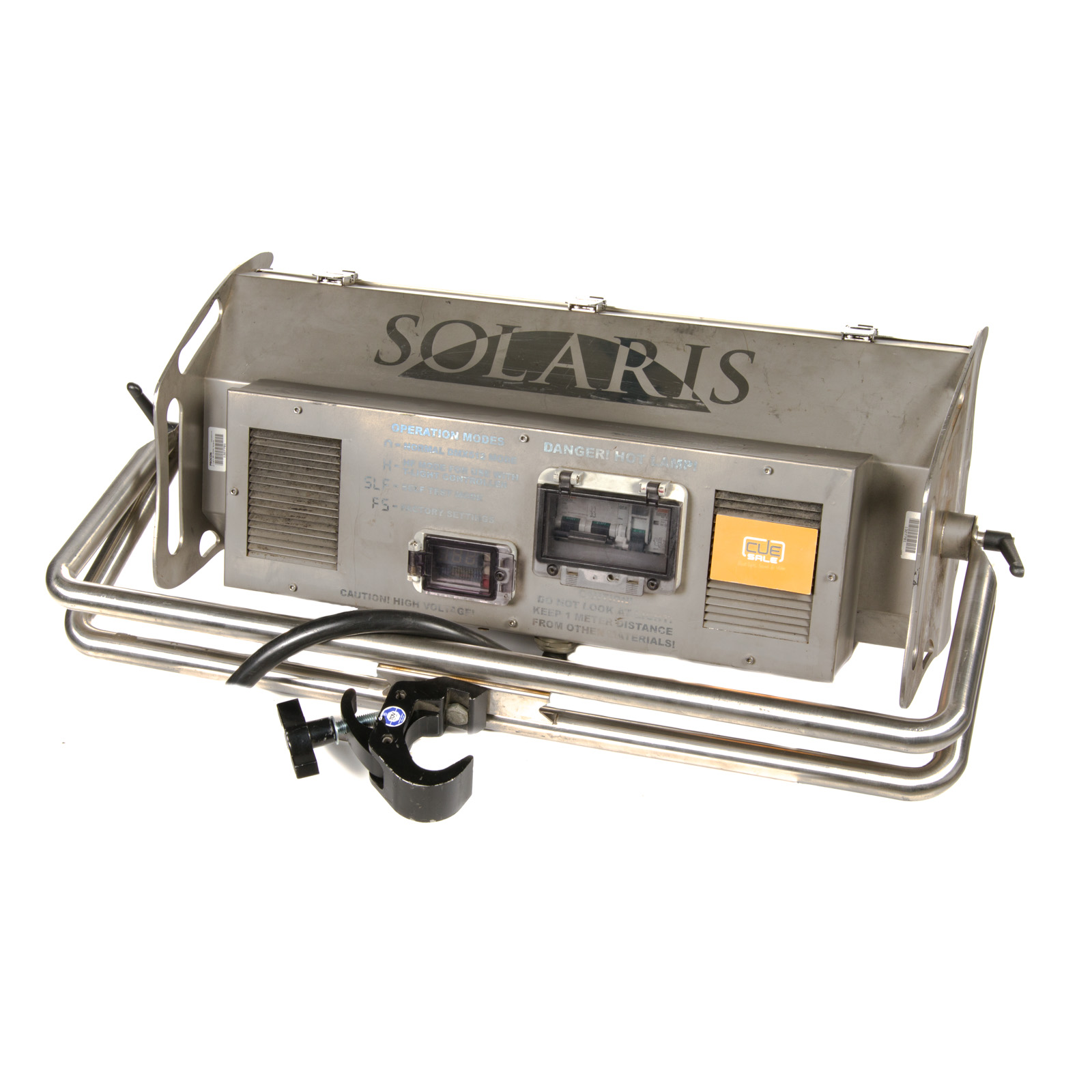 Hungaroflash Solaris T Light 85kw Strobe Cue